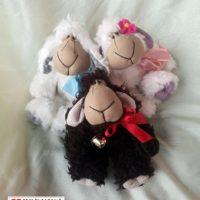 Mackóbarátok - egyéb állatfigurák